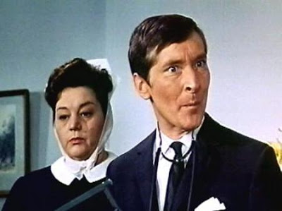 Picture of Kenneth Williams saying ooh matron at penetration testing